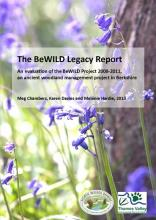 BeWILD Legacy Report