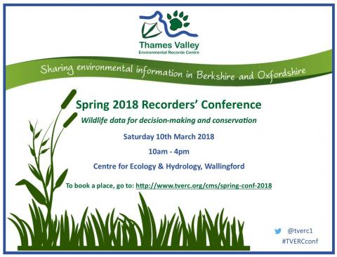 Flyer for Spring 2018 conference
